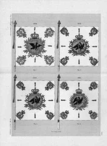 beute fahnen austerlitz bilder 1805 standarte